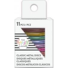 Medium metal discs - Rainbow