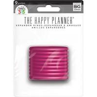 Expander rings - pink