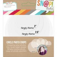 Photo Crops - circle