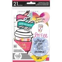 Inspiration Cards - Super mom
