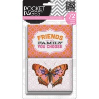Pocket cards Themed - Friends