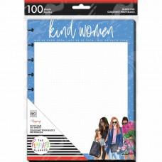 Block paper pad - Kind Women - classic