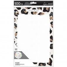 Block paper pad - Wild Styled - mini