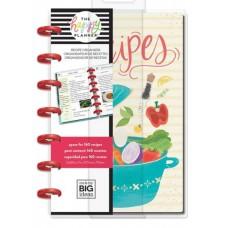 Happy Planner - Foodie Recipe organizer - Mini