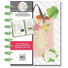 Happy Planner - Foodie - recipe organizer - classic