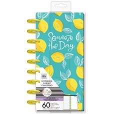 Happy notes - Squeeze the Day - half sheet classic