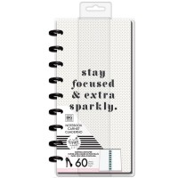 Happy notes - Glam Girl - half sheet classic