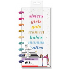 Happy notes - Sisters - half sheet classic