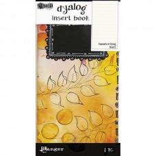 Dyalog Insert book - Handwriting lines #2