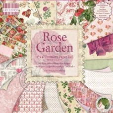 Paperpad Rose Garden