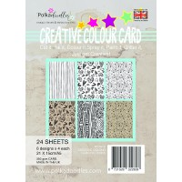Creative Colour Card Patterns