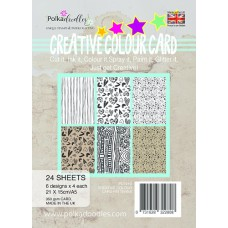 Creative Colour Card Patterns