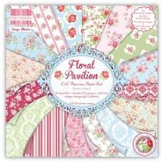 Paperpad Floral Pavilion