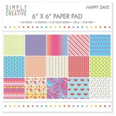 Paperpad Happy Days