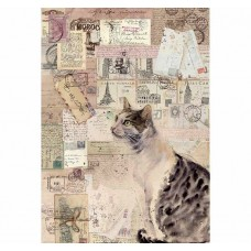 Rijstpapier A4 Cat
