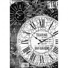Rijstpapier A4 Clocks