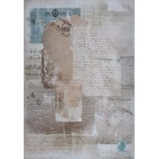 A4 papier 155 Shabby Chic