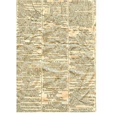 A4 Kraftpapier krant