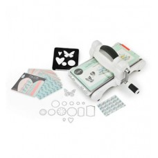 Sizzix Big Shot starter kit White & Grey