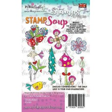 Clearstamp StampSoup Circling Around