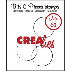 Clearstamp Bits & Pieces Grote Cirkels
