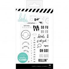 Clearstamp planner Everyday