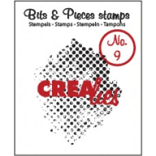 Clearstamp Bits & Pieces Grunge Dots