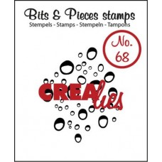 Clearstamp Bits & Pieces Druppels