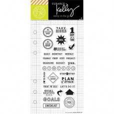 Clearstamp Goal planner