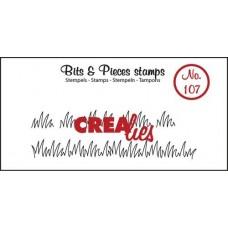 Clearstamp Bits & Pieces Grasrand klein
