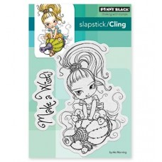 Clingstamp Little Gini