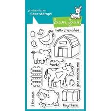 Clearstamp Critters on the Farm