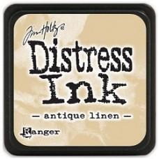 Distress inkpad Antique Linen mini