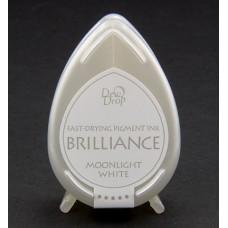 Brilliance dewdrop Moonlight White