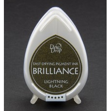 Brilliance dewdrop Lightning Black