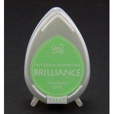 Brilliance dewdrop Pearlescent Lime