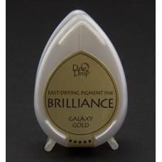 Brilliance dewdrop Galaxy Gold
