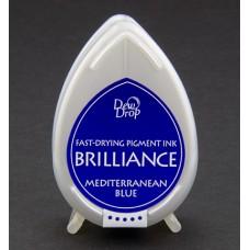 Brilliance dewdrop Mediterranean Blue