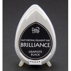 Brilliance dewdrop Graphite Black