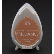 Brilliance dewdrop Pearlescent Rust