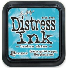 Distress inkpad Broken China