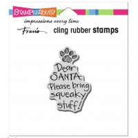 Clingstamp Squeaky Stuff