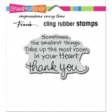 Clingstamp Smallest things