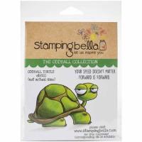 Clingstamp The Oddballs - Oddball turtle